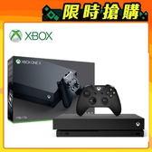 【微軟 XBOX】Xbox One X (1TB) 黑潮版 CYV-00020