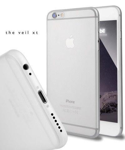 ★APP Studio★ 【Caudabe 】Caudabe The Veil XT 0.35mm超薄滿版極簡手機殼 for iPhone 6+/6s+(5.5吋)