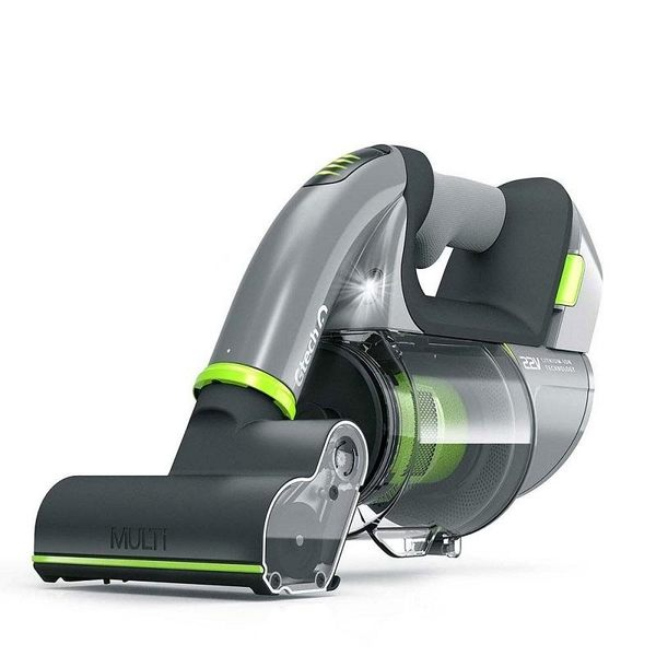 【送濾心x2】英國 Gtech 小綠 Multi Plus ATF012 無線除蟎吸塵器【神級除螨機】
