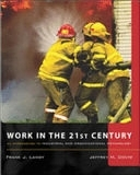 二手書《Work in the 21st Century: An Introduction to Industrial and Organizational Psychology》 R2Y ISBN:0071214801