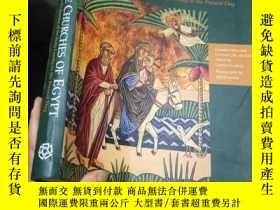 二手書博民逛書店THE罕見CHURCHES OF EGYPT原版Y5834 Ge