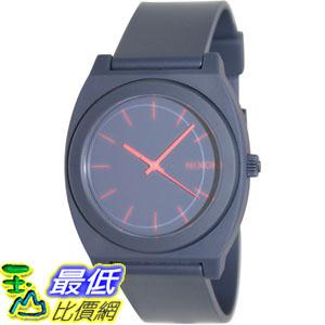 [105現貨一個] Nixon Men s 男士手錶 A119692 Blue Polyurethane Quartz Watch  _T01