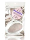 ●魅力十足● 透明矽膠粉撲 超服貼橢圓形矽膠透明 粉撲 透明矽膠粉撲 2入 透明粉撲 果凍粉撲