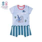 Chummy Chummy 衝浪鱷魚男童套裝