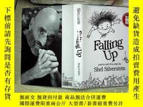 二手書博民逛書店Falling罕見Up:向上跌了一跤Y203004 Shel S