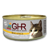 GHR貓用火雞肉鹿肉配方主食罐100g