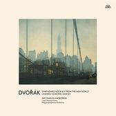 【停看聽音響唱片】【黑膠LP】德佛札克:第8,9號交響曲 馬克拉斯爵士 指揮 布拉格交響樂團 (3LP)