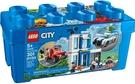 樂高LEGO CITY 警察顆粒盒 60...