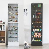 收納櫃  展示櫃 公仔玩偶【R0059】華倫180cm玻璃展示櫃(兩色) MIT台灣製   收納專科