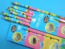 奶油獅繽紛樂遊 1157 三角塗頭鉛筆 2B鉛筆 /一小盒12支入 {定60} 雄獅鉛筆 2B三角鉛筆