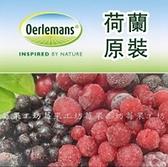 新鮮冷凍歐洲什錦莓果(內含-黑莓/野生藍莓/覆盆子/黑醋栗/紅醋栗/草莓)