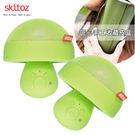 《Skitoz》Q1Max 魔菇藍牙喇叭 兩件組-綠綠(贈匠心手工收藏皮盒)
