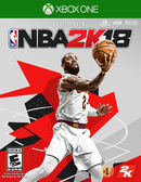 X1 NBA 2K18(美版代購)