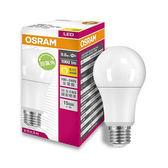 歐司朗9.8W 超廣角LED燈泡 燈泡色