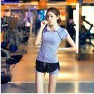 夏季短袖短褲跑步運動服Eb12256『小美日記』