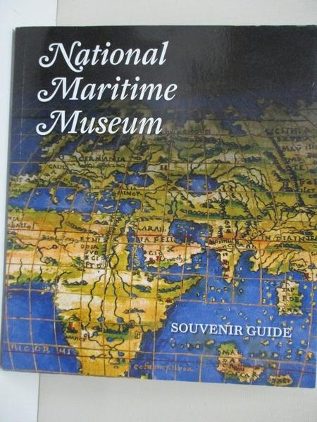【書寶二手書T2/收藏_KD7】National Maritime Museum Souvenir Guide
