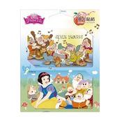 【收藏天地】迪士尼系列*票卡貼-白雪公主(2款)