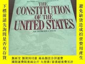 二手書博民逛書店THE罕見CONSTITUTION OF THE UNITED