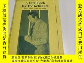 二手書博民逛書店CONFESSION罕見ALITTIE BOOK FOR THE REIUCTANTY9212