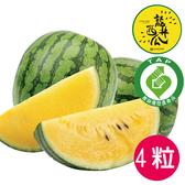 龍井御賞西瓜禮盒4盒免運組(7-9斤/顆)