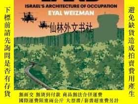 二手書博民逛書店【罕見】2007年出版 Hollow LandY27248 Eyal Weizman Verso ISBN:9