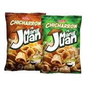 菲律賓 JACK n JILL MangJuan仿炸豬皮脆片(豌豆點心)90g 款式可選【小三美日】