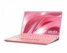《新品上市》微星MSI Prestige 14Evo A11M-272TW 甜玫粉 14吋 極窄邊框 商務筆電