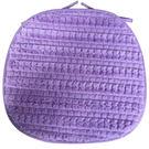 【范登伯格】桔梗☆兔絨觸感防滑餐椅墊-(紫)42x45cm