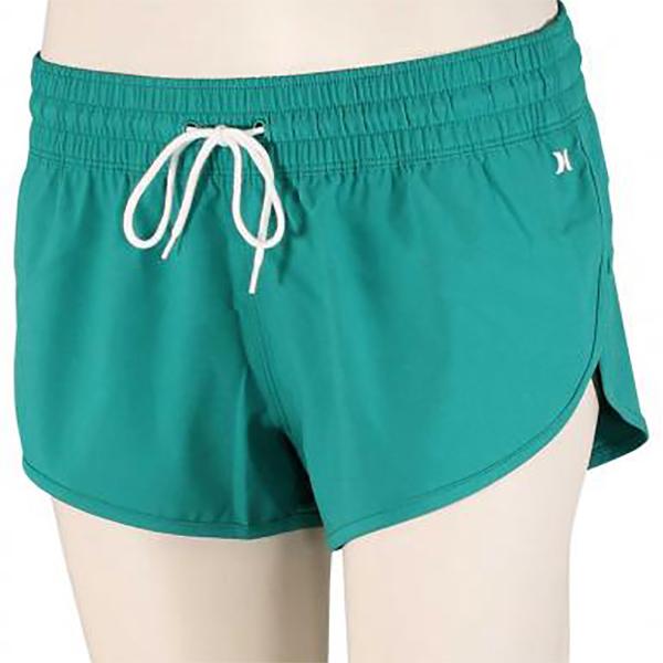 "HURLEY|女 PHANTOM SOLID 2.5"" BOARDSHORT 海灘褲"