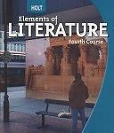 二手書博民逛書店《Elements of Literature Fourth Course: Grade 10》 R2Y ISBN:9780030368790
