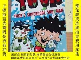 二手書博民逛書店YUCK罕見YUCK S SUPERCOOL SNOTMANY246207