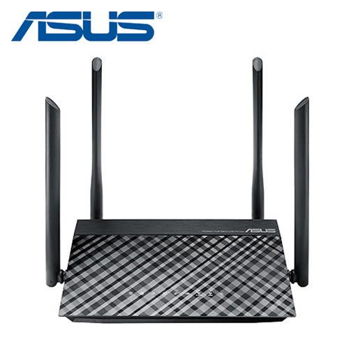 ASUS 華碩 RT-AC1200 AC IP分享器