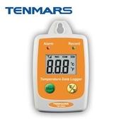 Tenmars泰瑪斯 TM-306U 溫度監測紀錄