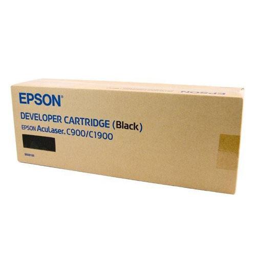 【全館免運●3期0利率】EPSON 原廠黑色碳粉匣 S050100 適用EPSON AcuLaser C900/C1900 雷射印表機