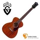 Guild 美廠吉他 Guild M-20 全單板吉他 非洲桃心花木全單 / 附Guild吉他硬盒 台灣公司貨 M20