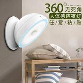 小夜燈電池led家用光控聲控台燈臥室床頭節能樓道喂奶人體感應 igo街頭潮人