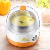 煮蛋器自動斷電蒸蛋器家用迷你多功能不銹鋼燉蛋雞蛋羹早餐機 全館單件9折