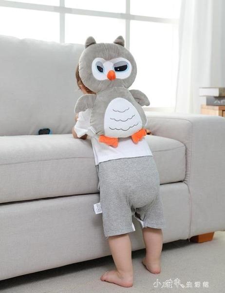 嬰兒防摔枕護頭部防撞保護墊學步防後摔透氣寶寶學步護頭帽 【快速出貨】