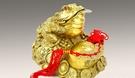 精選銅三腳金蟾蜍神獸擺件 銅蟾蜍 招財旺財客廳居家風水擺飾裝飾禮品(特小號)