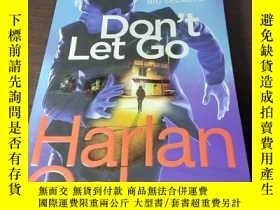 二手書博民逛書店Don t罕見Let Go by Harlan Coben【別讓
