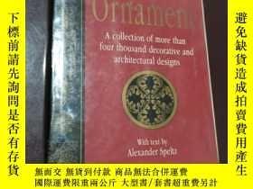 二手書博民逛書店Styles罕見of Ornament: A collection of more than four thous