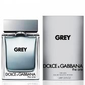 D&G 唯我銀河男性淡香水 100ml《Belle倍莉小舖》63650 DOLCE & GABBANA The One GREY
