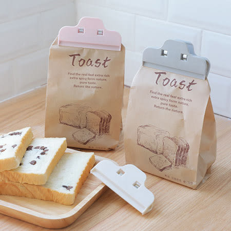 萬用食物密封夾 食物封口夾 封口夾 密封夾 防潮 保鮮 零食 糖果 廚房用品 食物 保鮮 封口 防潮