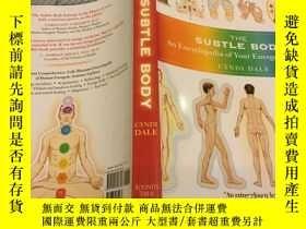 二手書博民逛書店The罕見Subtle Body: An Encyclopedi