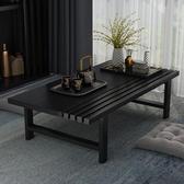茶桌飄窗小茶幾炕桌家用日式榻榻米桌子矮桌飄窗小桌子【鉅惠85折】