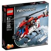 樂高積木 LEGO《 LT42092 》科技 Technic 系列 - 救援直昇機╭★ JOYBUS玩具百貨