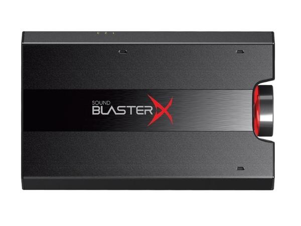 創新未來 CREATIVE Sound BlasterX G5 USB音效卡