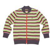 『小鱷魚童裝』條紋棉質外套(02號~10號)560702