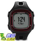 [美國直購] Garmin Forerunner 10 GPS Watch (Black/Red) 手錶