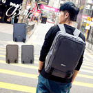 男背包 雙扣潮流街頭機能後背包【NQA5084】
